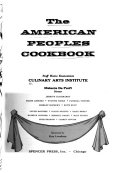 The American Peoples Cookbook