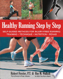 Healthy Running Step by Step Book