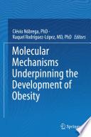 Molecular Mechanisms Underpinning the Development of Obesity Book