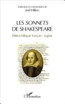 Les sonnets de Shakespeare
