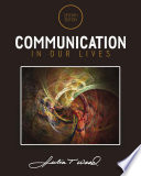Communication in Our Lives Book PDF
