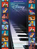 Contemporary Disney Solos