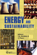 Energy And Sustainability Book PDF