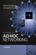 Principles of Ad hoc Networking