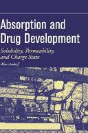 Absorption And Drug Development Book PDF