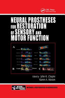 Neural Prostheses for Restoration of Sensory and Motor Function Book