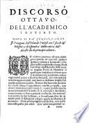 Comparatione di Torquato Tasso con Homero e Virgilio: insieme con la difesa dell'Ariosto paragonato ad Homero, etc