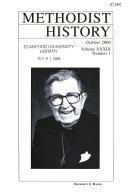 Methodist History