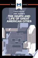 The Death and Life of Great American Cities Book