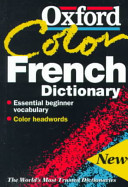 The Oxford Color French Dictionary