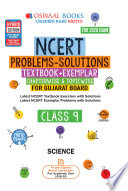 """Oswaal Gujarat GSEB NCERT Solutions (Textbook + Exemplar) Class 9 Science Chapterwise & Topicwise (For March 2020 Exam)"" by Oswaal Editorial Board"
