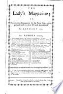 The Lady s Magazine Or Entertaining Companion for the Fair Sex