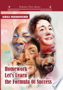 Homework Let   s Learn the Formula Of Success