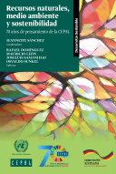 Recursos naturales, medio ambiente y sostenibilidad Pdf/ePub eBook