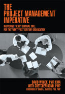 The Project Management Imperative