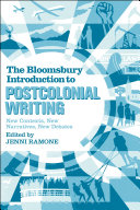 The Bloomsbury Introduction to Postcolonial Writing Pdf/ePub eBook
