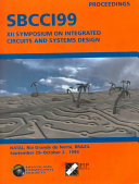 XII Symposium on Integrated Circuits and Systems Design Book