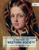 A History of Western Society Since 1300  Advanced Placement Book