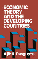 Economic Theory   the Developing Countries