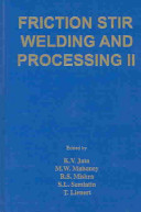 Friction Stir Welding and Processing II