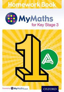 Mymaths For Key Stage 13 Homework Book 1a Pack Of 15