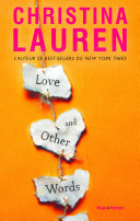 Love and other words Pdf/ePub eBook