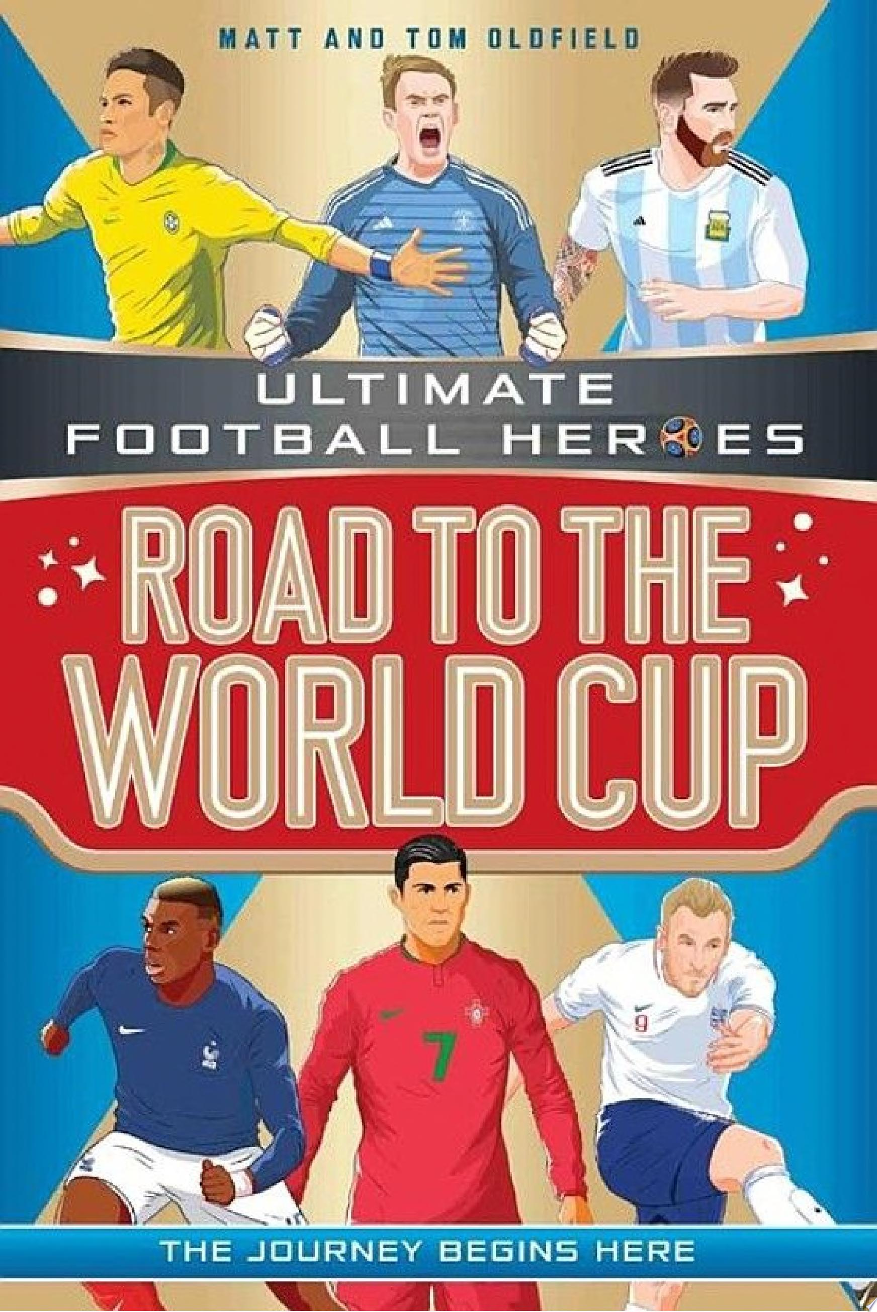 Road to the World Cup  Ultimate Football Heroes