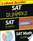SAT For Dummies, Two eBook Bundle