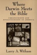 Pdf Where Darwin Meets the Bible