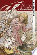 Alice in Wonderland Postcards
