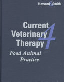 Current Veterinary Therapy Book PDF