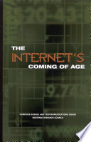 The Internet s Coming of Age Book