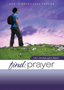 NIV, Find Prayer: VerseLight Bible, eBook