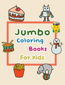 Jumbo Coloring Books For Kids Book