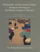 Nineteenth- and Twentieth-century European Drawings