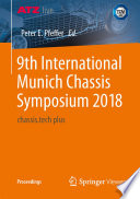 9th International Munich Chassis Symposium 2018