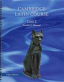 North American Cambridge Latin Course Unit 2 Teacher S Manual Book PDF