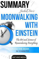 Joshua Foer s Moonwalking with Einstein