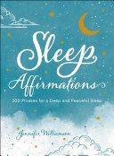 Sleep Affirmations [Pdf/ePub] eBook