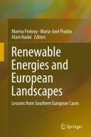 Renewable Energies and European Landscapes