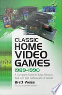 Classic Home Video Games, 1989Ð1990