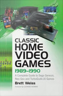 Classic Home Video Games  1989  1990