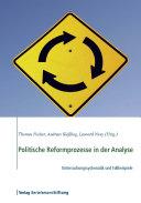 Politische Reformprozesse in der Analyse [Pdf/ePub] eBook