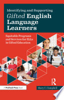 Identifying and Supporting Gifted English Language Learners Book PDF