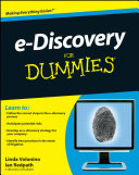 e Discovery For Dummies