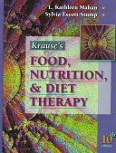 Krause s Food  Nutrition    Diet Therapy Book