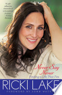 Never Say Never Book PDF