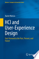 HCI and User Experience Design