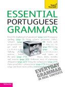 Essential Portuguese Grammar: Teach Yourself