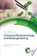 Chemical Biotechnology And Bioengineering Book PDF